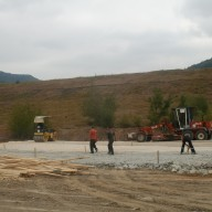 19. Izgradnja sportskih terena na fazi III flotacijskog odlagališta 2013. god.