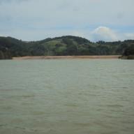 Hidro zahvata na IV fazi flotacijskog odlagališta 2012. god.
