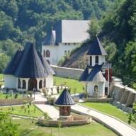 Manastir Sase zadužbina Uroša I Nemanjića sagrađen 1242 godine