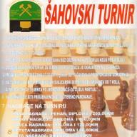 Plakat za šahovski turnir