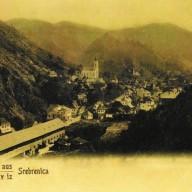 Razlednica iz Srebrenice iz perioda Austrougraske