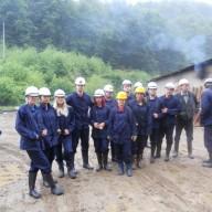 Posjeta studenata rudarskog fakulteta Prijedor