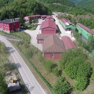 Panorama rudnika iz vazduha 2015. god.