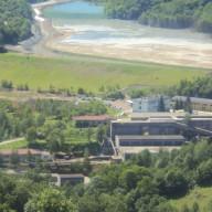 Panorama flotacijskog odlagališta 2012. god.