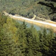Panorama flotacijskog odlagališta 2013. god.