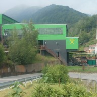 Zgrada flotacije 2013. god.