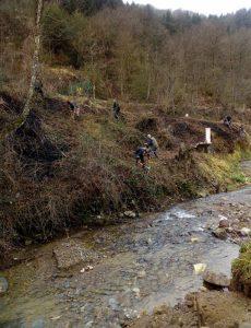 Rekultivacija područja ulaska Saške rijeke u hidro-tehnički kanala
