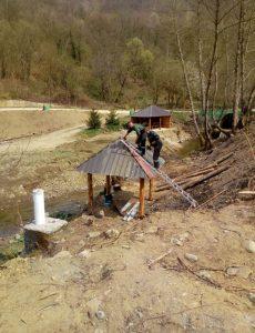 Rekultivacija područja ulaska Saške rijeke u hidro-tehnički kanal
